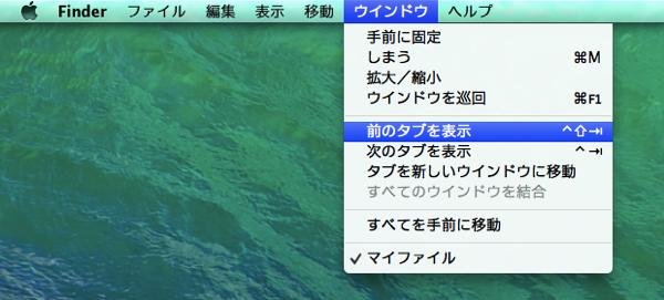 OS X Mavericksインストールしました。