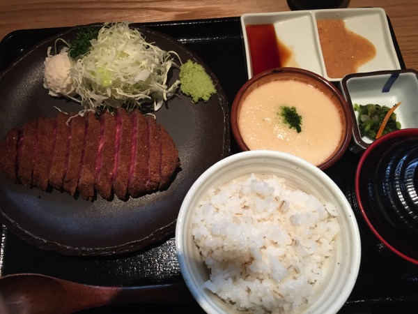 【グルメ】浅草牛カツに行ってきました。