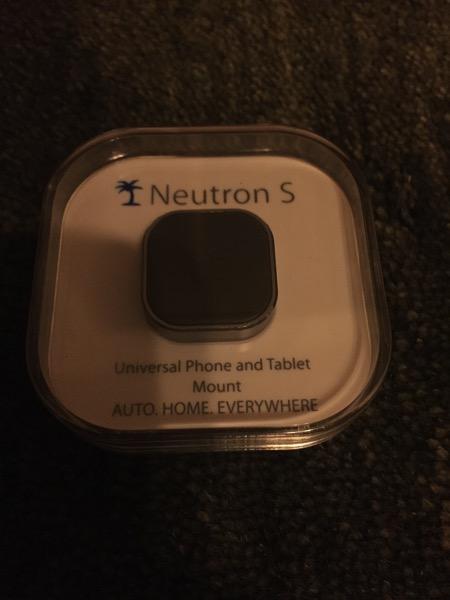 【マグネットスタンド】Neutron Sを購入したのでレビュー